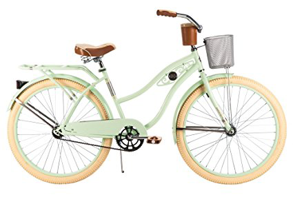 Huffy Women's Deluxe Cruiser Bike