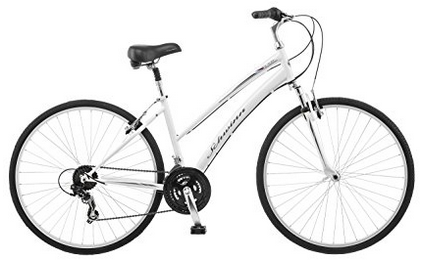 Schwinn Network 1.0 700c Women's 16 Hybrid Bike