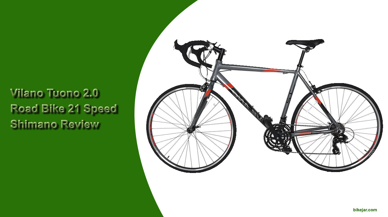 Vilano Tuono Road Bike 21 Speed Shimano Review