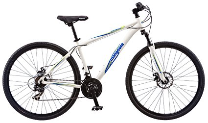 Mongoose Men's Banish 2.0 Hybrid Bike