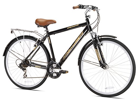 Northwoods Springdale Men's 21-Speed Hybrid Bicycle