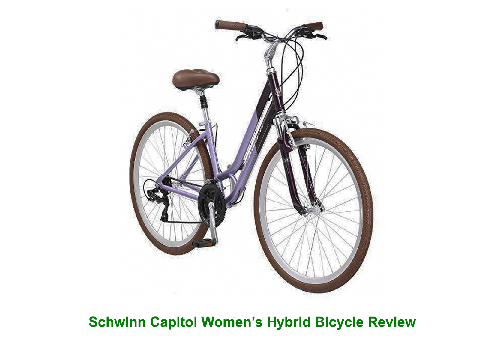 Schwinn Capitol Women's Hybrid Bicycle Review