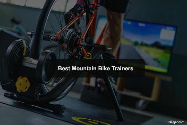 best mountain bike trainers