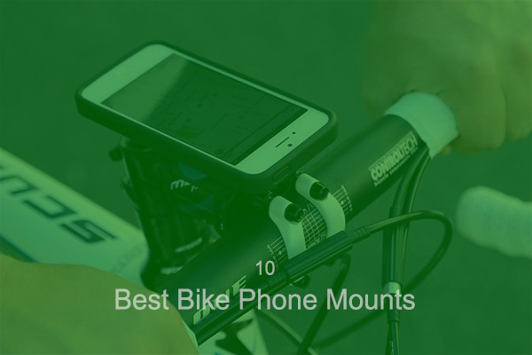 Best Bike Phone Mounts