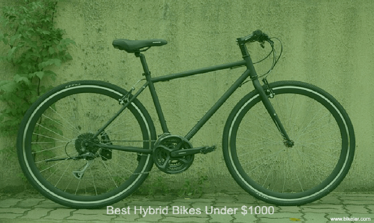 best hybrid bikes under 1000 feature
