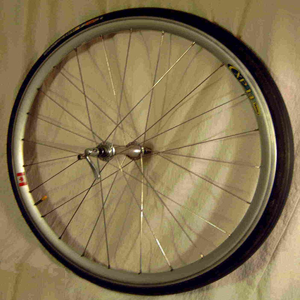 bike wheel new