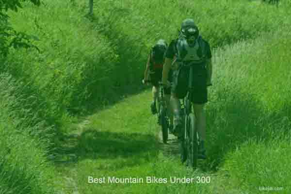 Best Mountain Bikes Under 300