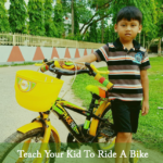 How To Teach Your Kid To Ride A Bike