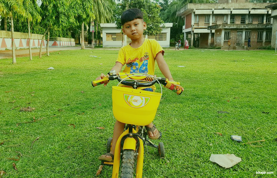 What Age Can A Child Ride A Tricycle