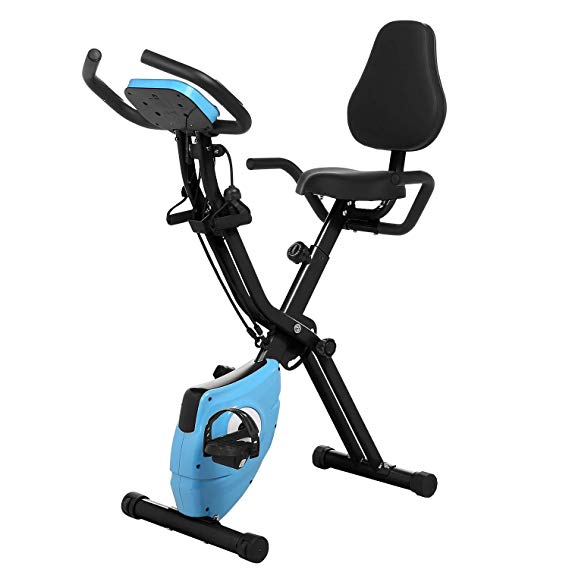 ancheer-2-in-1-folding-exercise-bike