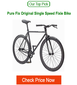 Recommended fixie bike