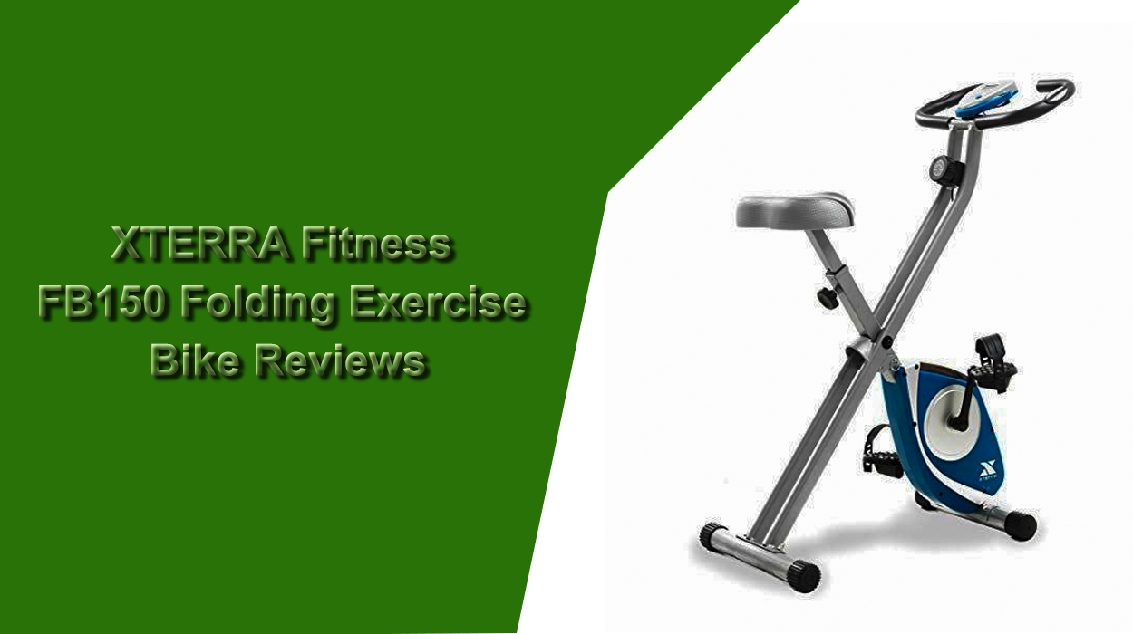 XTERRA Fitness FB150 Folding Exercise Bike Reviews