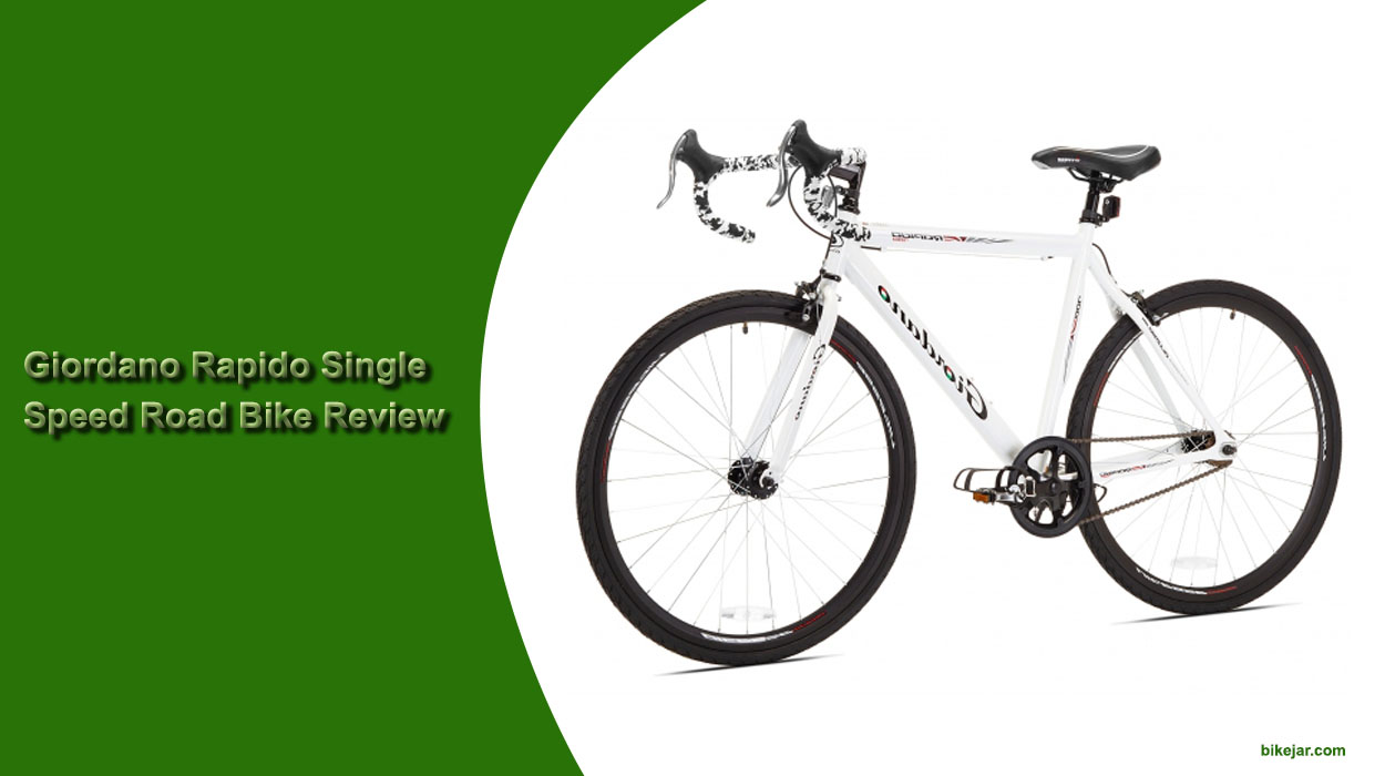 Giordano Rapido Single Speed Road Bike Review