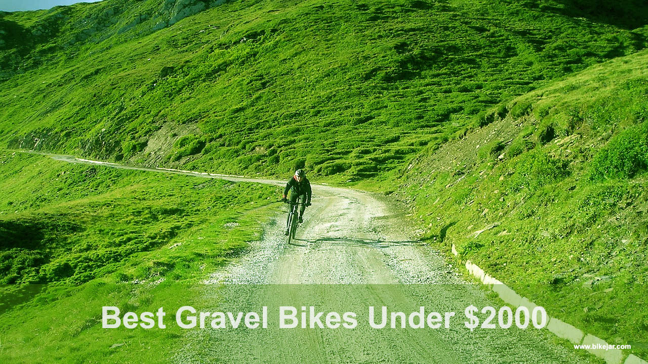 Best Gravel Bikes Under 2000 Dollars